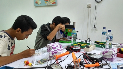 Program Making Robot